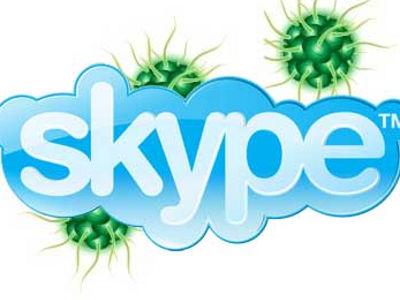 Skype-malware