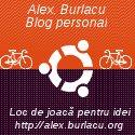 Blog personal Alex. Burlacu