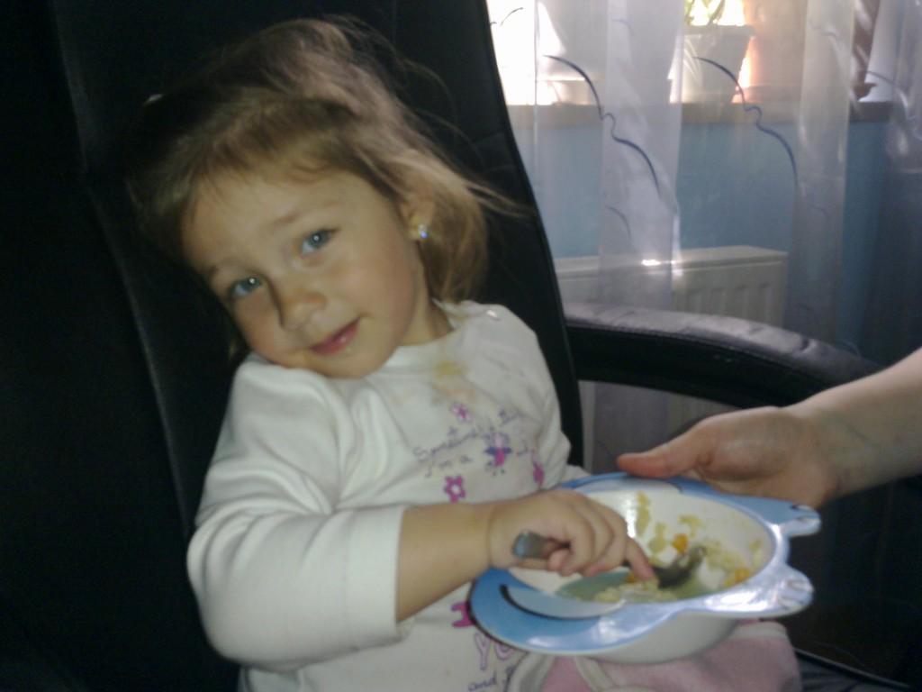 Bianca la 2 ani